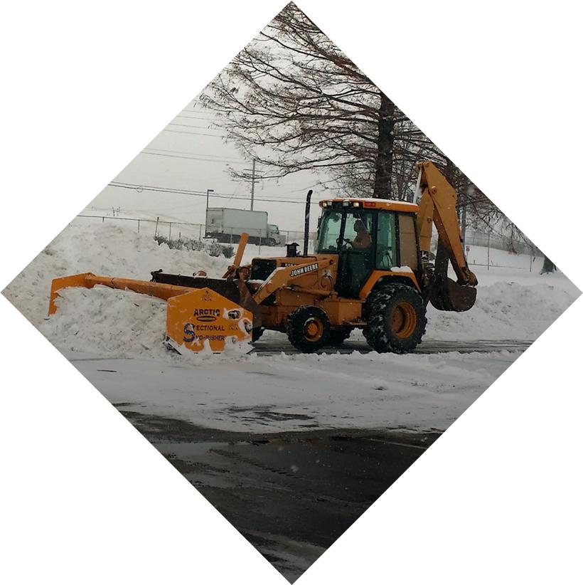 digger plow