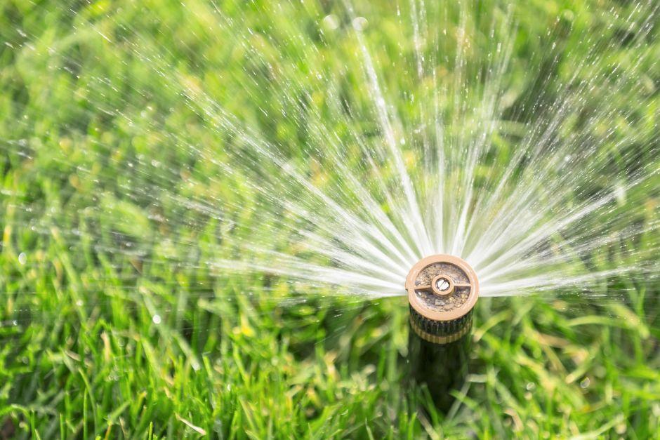 water management - irrigation